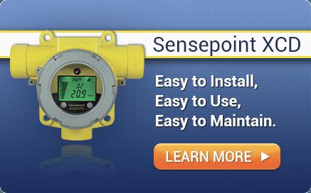 Honeywell Sensepoint XCD